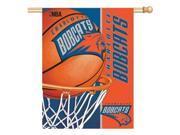 Charlotte Bobcats Vertical Outdoor House Flag 9SIA4671DE9852