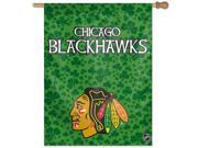 "Chicago Blackhawks Official NHL 27""""x37"""" Banner Flag by Wincraft"" 9SIA4671BY5398"
