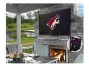 Arizona Coyotes HBS Breathable Water Resistant Vinyl TV Cover 30 36