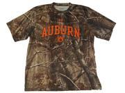 Auburn Tigers Under Armour Green Heatgear Camo Loose SS Performance T-Shirt (L) 9SIA46M5JB1256