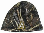Appalachian State Mountaineers TOW Realtree Max5 Seasons Reverse Beanie Hat Cap 9SIA46M3MN9008