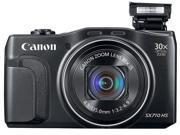 CANON POWERSHOT SX710 HS BLACK W/ CASE