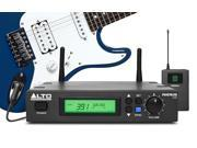 Alto Radius 200M Instrument PROFESSIONAL UHF TRUE DIVERSITY INSTRUMENT WIRELESS SYSTEM