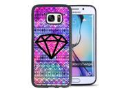 Samsung Galaxy S7 edge Case Anti-Scratch & Protective Cover,Glitter Striped Diamond Case-Onelee