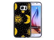 Samsung Galaxy S7 Case Anti-Scratch & Protective Cover,Sun and Moon God Case-Onelee