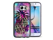 Samsung Galaxy S7 edge Case Anti-Scratch & Protective Cover,Starry sky pineapple Case-Onelee