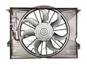 YourRadiator YR054F New OEM Replacement Radiator Fan Assembly