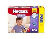 Huggies Little Movers Diapers Size 5 - 124 ct