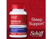 Schiff Melatonin Ultra 3mg, 365 Tablets