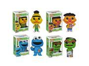 Funko Sesame Street Pop TV Vinyl Collectors Set with Bert Ernie Cookie Monster Oscar the Grouch 9SIA47J3JU9123
