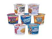 Kellogg's Cereal in a Cup - Classic Assortment Pack - 60 ct. 9SIA47J3YP2550