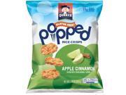 Quaker Popped Rice Crisps Snack, 6.06oz-7.04 oz