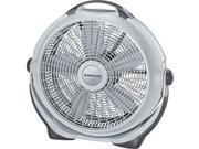 """Lasko 20"""""""" Wind Machine Air Circulator, Gray A20301"""" 9SIA8GR4S72838"""