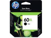 HP 60XL Black High Yield Original Ink Cartridge CC641WN