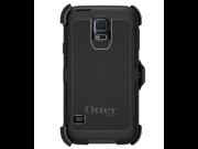 Otterbox Defender Series case cover for Samsung S5 SV 9600 - Black