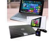 """Dell Venue 10 Pro Atom Quad-Core 1.33GHz 2GB 32GB 10.1"""" Capacitive Touchscreen Tablet W/ Windows 10 Home"""