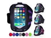 Running Jogging Sports Mesh Armband Gym Arm Band Case Cover For iPhone 6/6 Plus