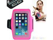 Sports Adjustable Arm Band Armband Gym Equipment Case Cover For iPhone 6/ 6 Plus