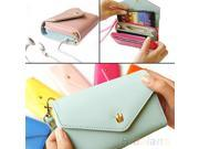 New Multifunctional Envelope Wallet Purse Phone Case for iPhone 5/4s