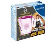BRITA Marella - tulip - Water filter jug + free MasterChef apron