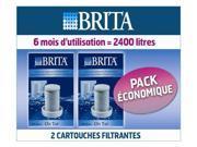 BRITA L12502 Pack of 2 On Tap Cartridges