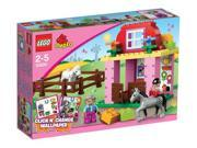 LEGO Duplo - Horse Stable - 10500