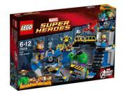 LEGO: Super Heroes: Hulk Lab Smash