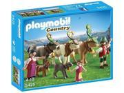 PLAYMOBIL Country - Mountain Life - Alpine Festival Procession - 5425