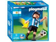 PLAYMOBIL Sports and Action - Football - Soccer Player - Argentina - 4705