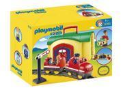 PLAYMOBIL 1.2.3 - My Take Along Train - 6783