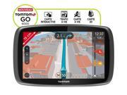 TOMTOM Go 6000 Europe 45 - Lifetime maps - Traffic Info - GPS