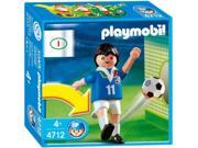 PLAYMOBIL Sports and Action - Football - Football Player - Italy - 4712