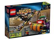 LEGO: Super Heroes: Batman: The Joker Steam Roller