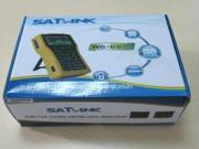 Satlink WS-6936 DVB-S & DVB-T Satellite Finder Meter Tool with Spectrum Analyzer