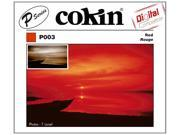 Cokin P003 Filter, P, Red 9SIV18M6AE7803