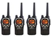 Midland GXT1000VP4 (4 Pack) Two Way Radio