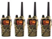 Midland GXT2050VP4 Camo (4 Pack) Two Way Radio Value Pack
