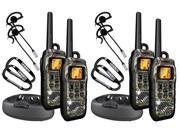 Uniden GMR5099-2CKHS (4-Pack) 2-Way Radio