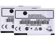 New Replacement Battery for Motorola Nextel i830 ( 2 Pack )