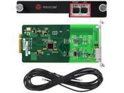 Polycom 2200-35003-001 SoundStructure TEL1 PSTN Interface