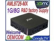 Android 4.2 Google TV BOX Network Player dual-core 8726MX WIFI Internet TV set-top boxes