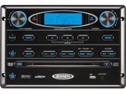 JENSEN AWM965 AM/FM/CD/DVD/MP3/USB Wallmount Stereo