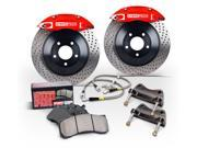 StopTech 82.895.5N00.82 StopTech Big Brake Kit