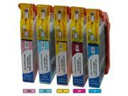 5-PACK Compatible Canon CLI-42 (Cyan, Magenta, Yellow, Photo Cyan, Photo Magenta) Ink Cartridges for PIXMA PRO-100 Printer