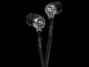 SOUL Mini Optimal Acoustic In-Ear Headphones - Chrome Black