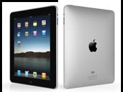 Apple iPad (1st Generation) WiFi (MB292LL/A) 16GB Black - Fair Condition