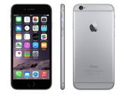 Apple MGAU2LL/A iPhone 6 4.7-Inch 64GB GSM Unlocked Smartphone - Space Gray