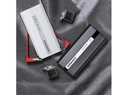 Momax BAIPOWER28.02 5200mAh External Battery for Mobile Device , Red