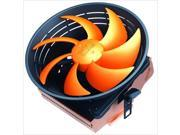 12cm Round Heatsink CPU Cooler Fan for Intel LGA1150/1155/1156/775 AMD AM2/AM3/FM1/FM2