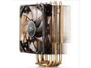 4 Heatpipes 4Pin PWM Heatsink CPU Cooler Fan for Intel LGA1366/1156/1155/1150/775 AMD FM2/FM1/AM3+/AM3/AM2+/AM2/K8